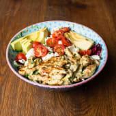 Avocado Chicken Caprese