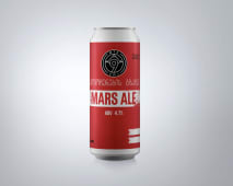 9MTA Mars Ale 4.7% 473ml