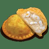 Empanada de choclo con queso