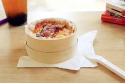 Lasagnettes à la poitrine de porc avec bacon (Side Porc & Bacon Lasagnettes)