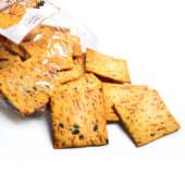 Crackers Pomodorini Secchi e Olive gr.200