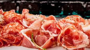 Асорті італійських ковбас (180г)