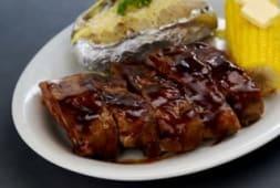Pescos BBQ ribs