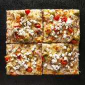 Pizza Greca (4 pzs.)