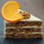 Carrot cake (ración)