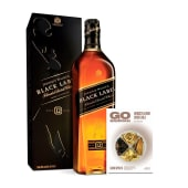 Johnnie Walker Black Label 750 Ml + Go Barman Botanico Whisky