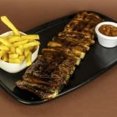 Baby brook ribs