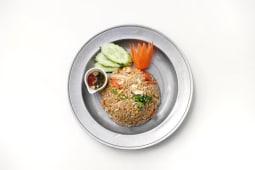 Тайський смажений рис з овочами (310г)