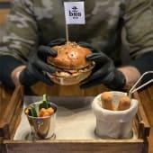 Chicken burger (545г)