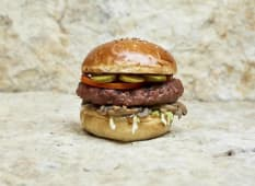 Godfather burger 1+1 GRATIS
