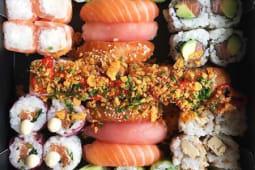 Menù Box Sushi Party 2 - 82 pezzi