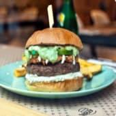 Avocaitor burger