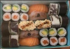 Sushi Box para 2 (26 pzs.)