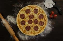 პიცა პეპერონი (პატარა/დიდი)