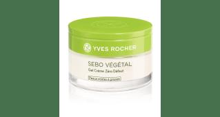 Sebo Végétal - Gel Crème Hydratant Matifiant - 50 ML