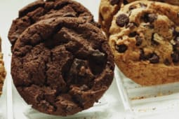 Печенье овсяное шоколадное (1шт.)