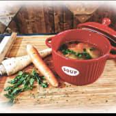Pileća bistra supe