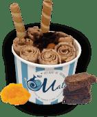 Pumbaa - Brownie Chips Ahoy e Ovos Moles