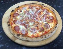 Pizza Pequena Calábria