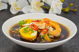 Суп Рамен із креветками гострий (440г)