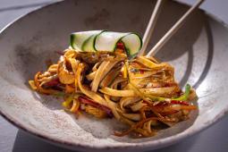 Thai Chicken Udon