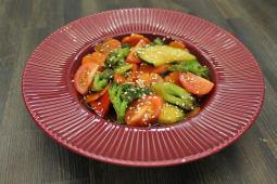 Овочі у соусі стір фрай (250/120г)