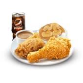 2PZ Chickenjoy - Mushroom Rice