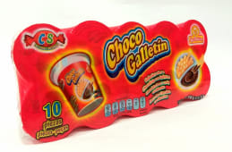 Choco galletín