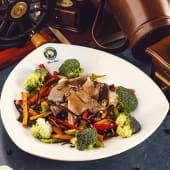 ჩინური ვეგეტარიანული სალათი