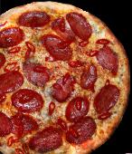 Піца Салямі (550г/35см)