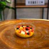 Tarrina con mix de frutas