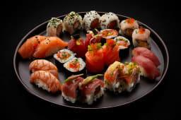 Menu Sushi Fusão