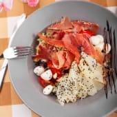 Салат з хамоном з грушею (350г)