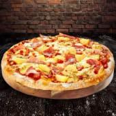 Pizza hawaiana (clásica)