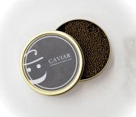 Lata de caviar de 100 g
