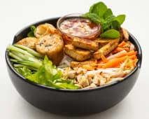 Bo Bun/ Marinated Tofu
