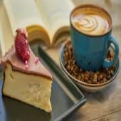 Menú tarta y café