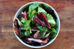 Lisnata salata