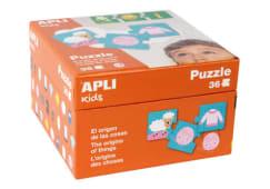 Puzzle Origem Das Coisas Apli 36pcs 14406