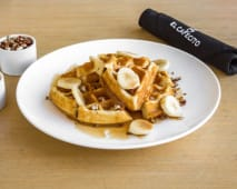 Dulce waffles
