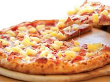 Гавайская пицца 25 см