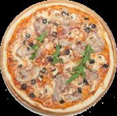 Піца Капрічоза (34см)