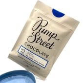 Chocolate Pump Street Rye Crumb & Salt