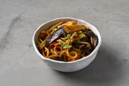 Spicy Bamboo Noodles