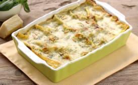 Lasagne al Pesto Ligure