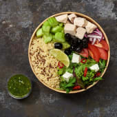 Боул з куркою та овочами (400г)