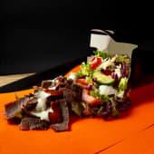 Doner Box Fitness (телятина + овочевий мікс) XL (300г)