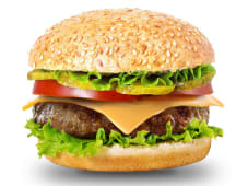 Биф чизбургер