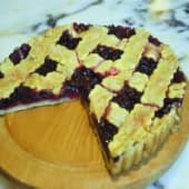 Cherry Pie (for 8 people)