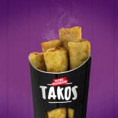 Tacos chinos (3 uds.)